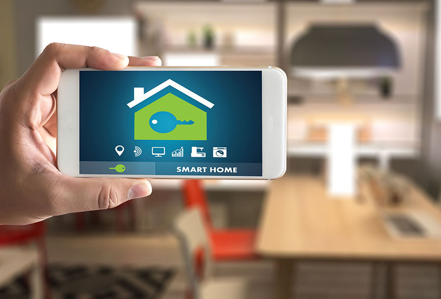 Smart home-Smart home as a lifestyle-smart home security