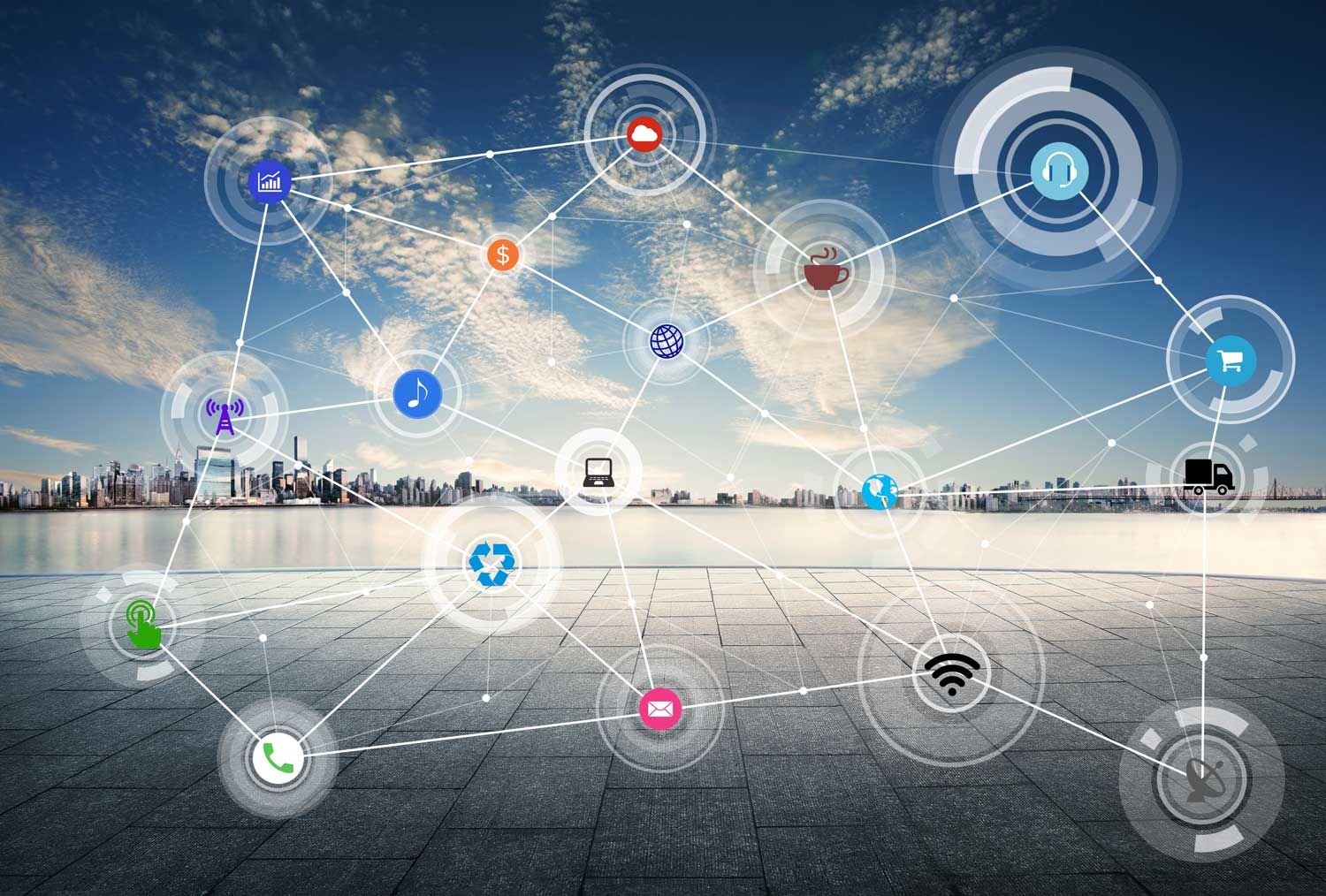 Basic Concepts and Terminology of Iot in Hospitality | SCG Company