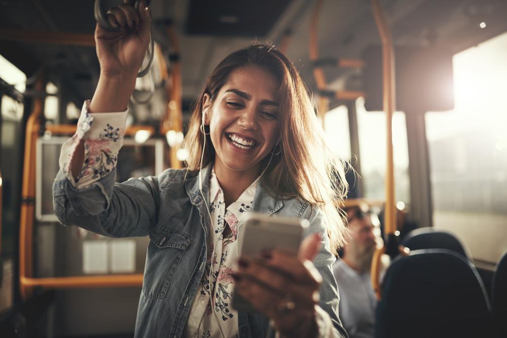 public transit-smart public transit-transportation